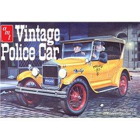 """AMT 1182 Ford T Vintage """"Police Car"""" 1927"""