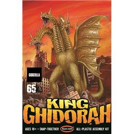 "Polar Lights 962 King Ghidorah ""Godzilla"" Snap-kit"