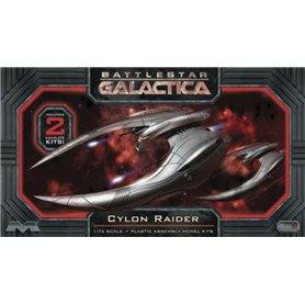 "Moebius Models 959 Battlestar Galactica ""Cylon Raider"""
