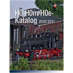 Tillig 09584 Tillig Katalog 2020/2021 H0-H0m/H0e, 183 sidor, på tyska/engelska