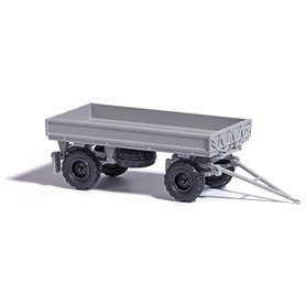 Busch 53002 Släp IFA HW 60, grå