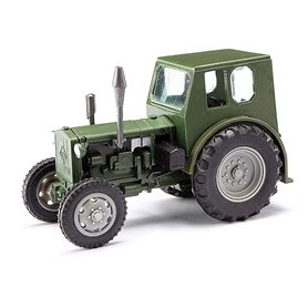 Busch 210006402 Traktor Pionier RS01, mörkgrön