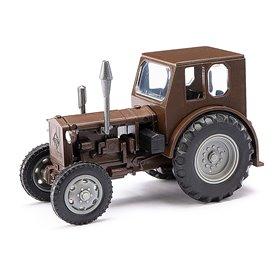 Busch 210006405 Traktor Pionier RS01, mörkbrun