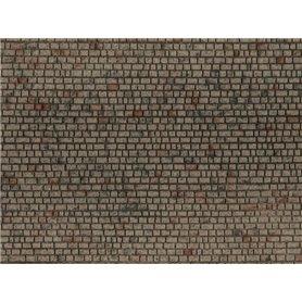 Noch 60372 Ashlar Monsonry, 28 x 10 cm