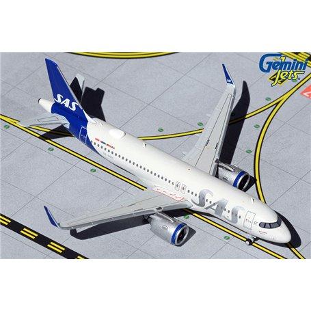 Limox GJSAS1916 Flygplan Airbus A320-200 Scandinavian Airlines (SAS)