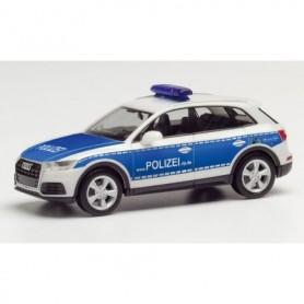 Herpa 095594 Audi Q5 'Water police Mainz'