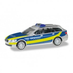Herpa 095600 BMW 5 Series Touring Federal Police