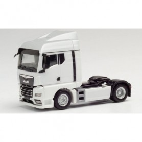 Herpa 311960 MAN TGX GM tractor, white