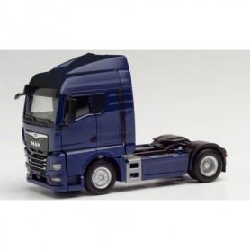 Herpa 311977 MAN TGX GM tractor, blue