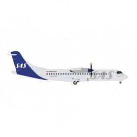 """Herpa Wings 571067 Flygplan SAS Scandinavian Airlines ATR-72-600 – ES-ATH """"Gyrid Viking"""""""