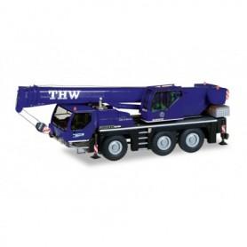 Herpa 312646 Liebherr mobile crane LTM 1045 'THW'
