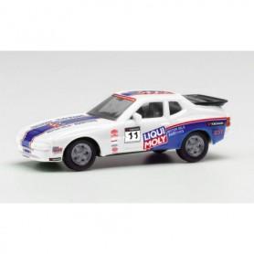 Herpa 420532 Porsche 944 Racing 'Liqui Moly'