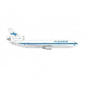 Herpa Wings 534628 Flygplan Finnair McDonnell Douglas DC-10-30 – OH-LHA