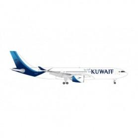 Herpa Wings 534635 Flygplan Kuwait Airways Airbus A330-800neo – 9K-APF 'Al Boom'