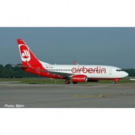 Herpa Wings 534666 Flygplan airberlin Boeing 737-700 – D-AHXF