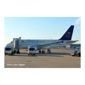 Herpa Wings 534727 Flygplan Saudia Royal Flight Airbus A318 – HZ-AS99