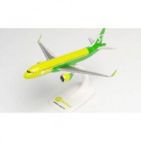 Herpa Wings 612753 Flygplan S7 Airlines Airbus A320neo – VP-BWT
