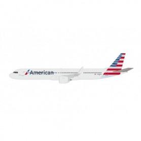 Herpa Wings 613019 Flygplan American Airlines Airbus A321neo – N400AN
