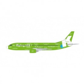 Herpa Wings 613026 Flygplan Kulula Boeing 737-400 – ZS-OAP 'Flying 102'