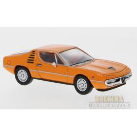Brekina 870072 Alfa Romeo Monteral, orange, 1970, PCX