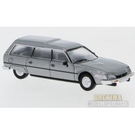 Brekina 870083 Citroën CX Break, metallic-mörkblå, 1976, PCX