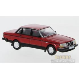 Brekina 870116 Volvo 240, röd, 1989, PCX