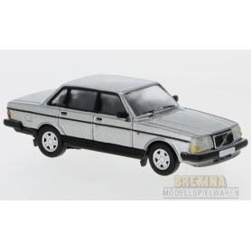 Brekina 870118 Volvo 240, silver, 1989, PCX