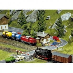 Faller 282730 Järnvägsövergång