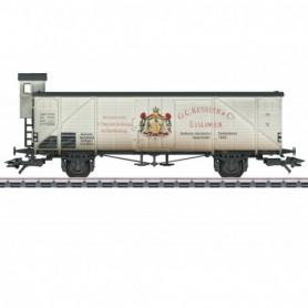 Märklin 45176 Godsvagn med bromskur typ DRG 'G.C. Kessler & Co'