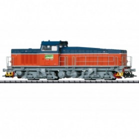Trix 25945 Diesellok klass T44 369 'Green Cargo'
