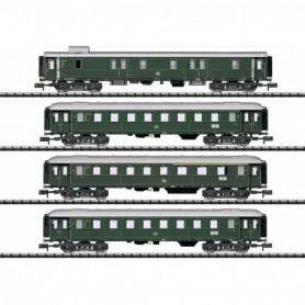 Trix 15015 Limited Stop Fast Train Car Set
