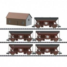Trix 15536 Hopper Car Freight Car Set