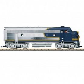 LGB 20585 Santa Fe F7A Diesel Locomotive