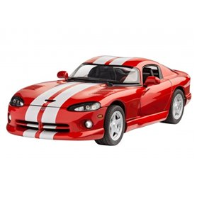 "Revell 67040 Dodge Viper SRT 10 ACR ""Gift Set"""