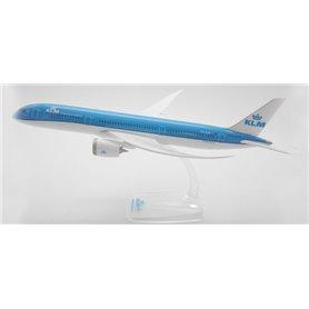 Herpa Wings 612838 Flygplan KLM Boeing 787-9 Dreamliner