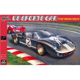 """Trumpeter 05403 Ford GT 40 MK.II """"Le Mans 66 Winner"""""""