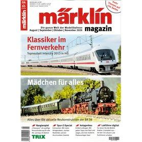 Märklin 345113 Märklin Magazin 4/5/2020 Tyska
