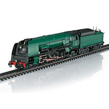 Märklin 39480 Ånglok med tender klass 1 typ SNCB/NMBS