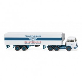 Wiking 54302 Refrigerated semi-trailer (MB) 'Transthermos'