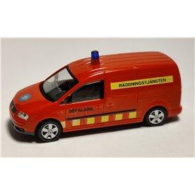 """AHM AH-972 VW Caddy Maxi Skåp """"Räddningstjänsten"""""""