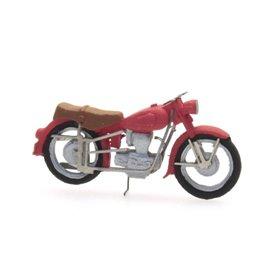 Artitec 38766RD Motorcykel BMW R 25, röd