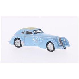 BOS 87081 Alfa Romeo 8C 2900 B, ljusblå, RHD, 1938