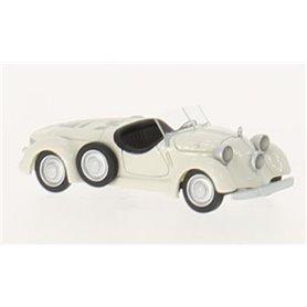 BOS 87201 Mercedes 150 (W30) Sport Roadster, ljusbeige, 1935