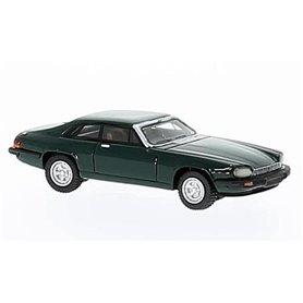 BOS 87290 Jaguar XJ-S, mörkgrön, RHD, 1975