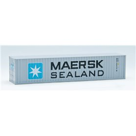 "Herpa Exclusive 490659 Container 40-fots ""Maersk Sealand"" (AWM)"