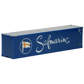 "Herpa Exclusive 491638 Container 40 fots Highcube ""Safmarine"" (AWM)"
