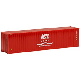 "Herpa Exclusive 491716 Container 40 fots Highcube ""ICL Group"" (AWM)"