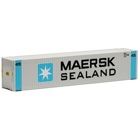 "Herpa Exclusive 491816 Container 45-fots Highcube ""Maersk Sealand"" (AWM)"