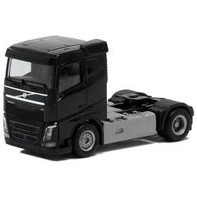 Herpa Exclusive 590704 Dragbil Volvo FH 2-axlig, svart
