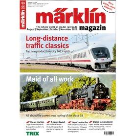 Märklin 345114 Märklin Magazin 4/5/2020 Engelska